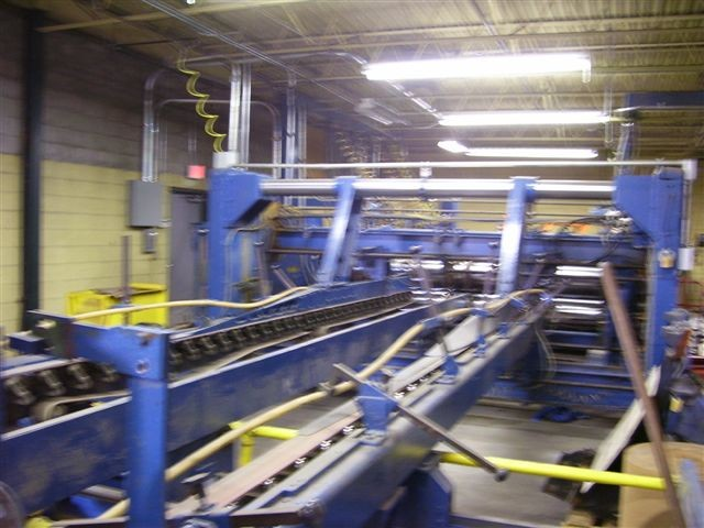 Conversion Line 50 Quot X 113 Quot Ward Flexo Folder Gluer