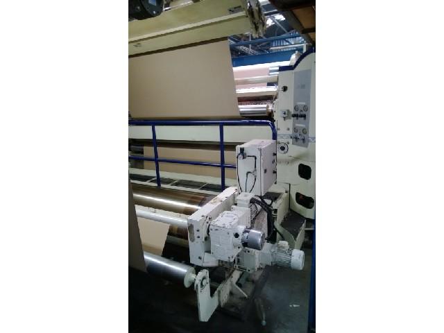 Corrugating Line 98 Quot 2500 Mm Bhs C B Flute Single Facer